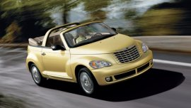 2007 Chrysler PT Cruiser Convertible GT