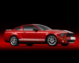 2007 Ford Mustang Shelby GT-500