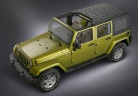 2007 Jeep Wrangler 4-Door