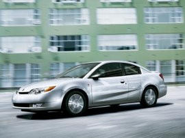 2007 Saturn Ion Coupe