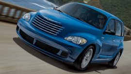 2008 Chrysler PT Cruiser Pacific Coast