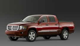 2008 Dodge Dakota Quad Cab