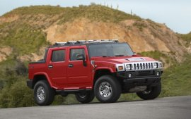 2008 Hummer H2 SUT Victory Edition