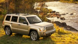 2008 Jeep Patroit Limited