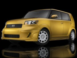 2008 Scion Xb 50 Series