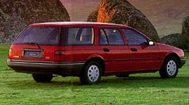 1990 Ford Falcon EA Wagon