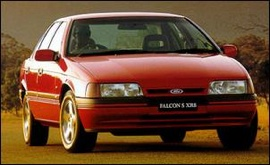 1993 Ford Falcon EB Sedan