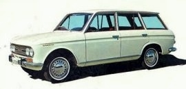 1964 Datsun 1600 Estate