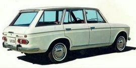 1964 Datsun 1600 Estate Wagon