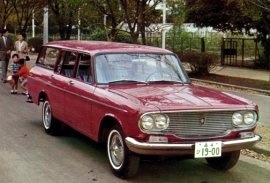1964 Toyota Crown