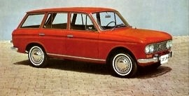 1965 Datsun Bluebird 1200 Estate