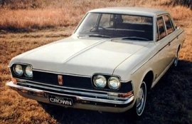 1968 Toyota Crown