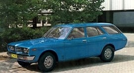 1972 Toyota Corona Mark II Wagon