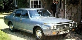 1972 Toyota Crown 2600