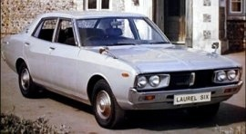 1971 Datsun Laurel