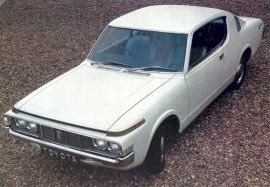 1971 Toyota Crown 2600 Hardtop