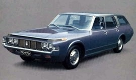 1971 Toyota Crown 2600 Wagon