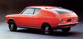 1975 Datsun Cherry Coupe