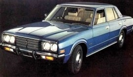 1975 Toyota Crown 2600