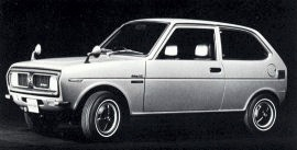 1976 Daihatsu Fellow Max Custom