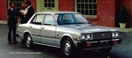 1977 Toyota Corona Luxury Edition