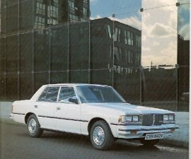 1980 Toyota Crown Super