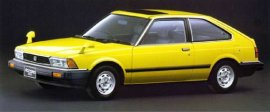 1981 Honda Accord 1600