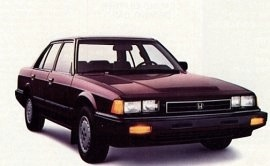 1984 Honda Accord 4-Door