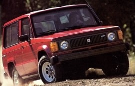 1984 Isuzu Trooper