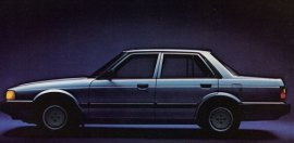 1985 Honda Accord 4-Door