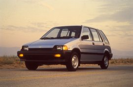 1985 Honda Civic Wagon