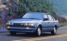 japanese car spotters guide 1985 rh uniquecarsandparts com 1986 Mazda 626 1986 Mazda 626