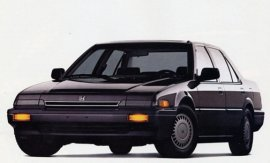 1987 Honda Accord  LXi 4-Door