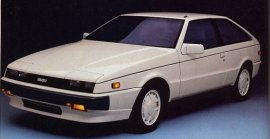 1987 Isuzu Impulse RS Turbo