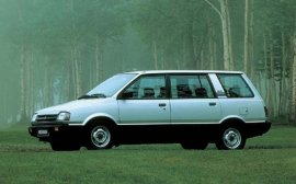 1988 Mitsubishi Space Wagon