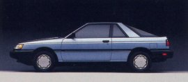 1988 Nissan Sentra XE Sport Coupe
