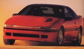 1989 Mitsubishi Eclipse GS Turbo