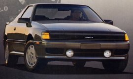 1989 Toyota Celica All-Trac