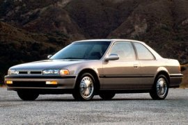 1990 Honda Accord EX Sedan