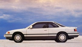 1990 Honda Legend Coupe