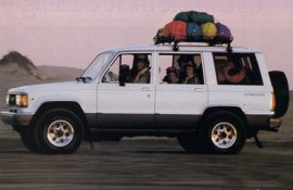 1990 Isuzu Trooper 4-Door