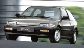 1991 Honda Civic 1.5i GL 1