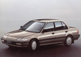 1991 Honda Civic Sedan