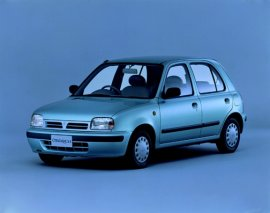 1992 Nissan March