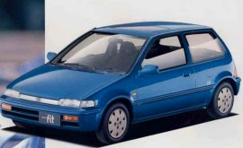 1993 Honda City FIT