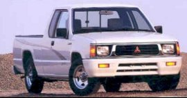 1993 Mitsubishi Mighty Max