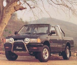1994 Isuzu Rodeo Pickup