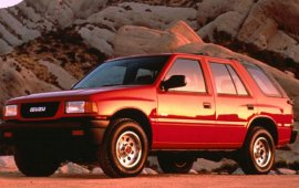 1994 Isuzu Rodeo S