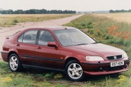 1995 Honda Civic 5-door