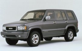 1995 Isuzu Trooper LS